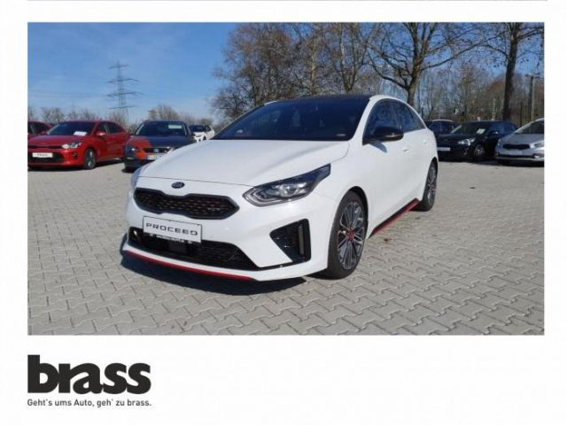 Kia ProCeed 1.6 T-GDI GT (EURO 6d-TEMP) -  Leasing ohne Anzahlung - 325,00€