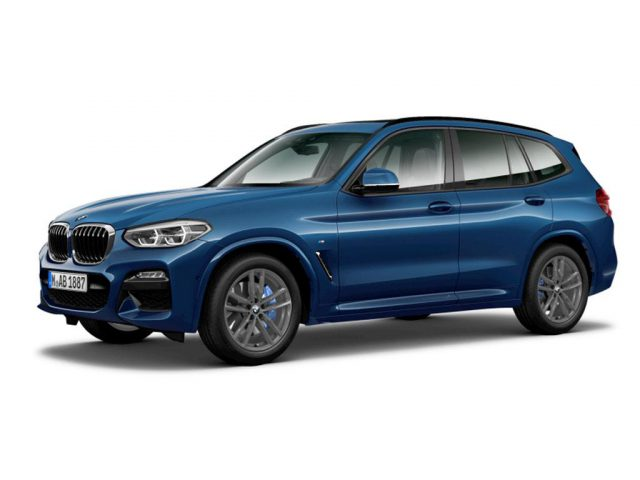 BMW X3 xDrive20d EURO 6 xLine Head-Up HiFi LED AHK -  Leasing ohne Anzahlung - 403,41€