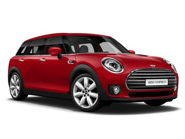 Mini Clubman Cooper D EURO 6 Pepper LED Komfortzg. -  Leasing ohne Anzahlung - 177,31€
