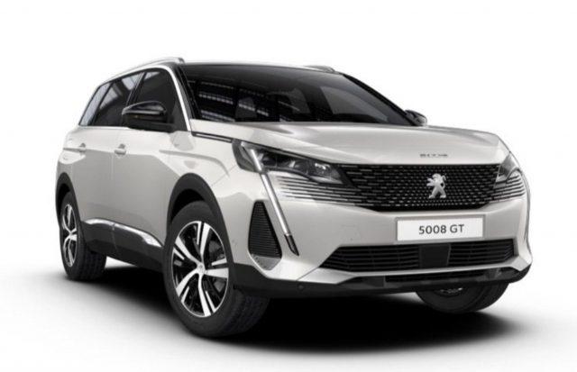 Peugeot 5008 1.2 PT 180 Aut GT FL 7S LED Nav eHK KAM -  Leasing ohne Anzahlung - 349,00€