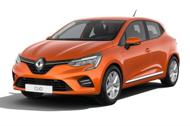 Renault Clio EXPERIENCE TCe 90 SHZ -  Leasing ohne Anzahlung - 126,00€