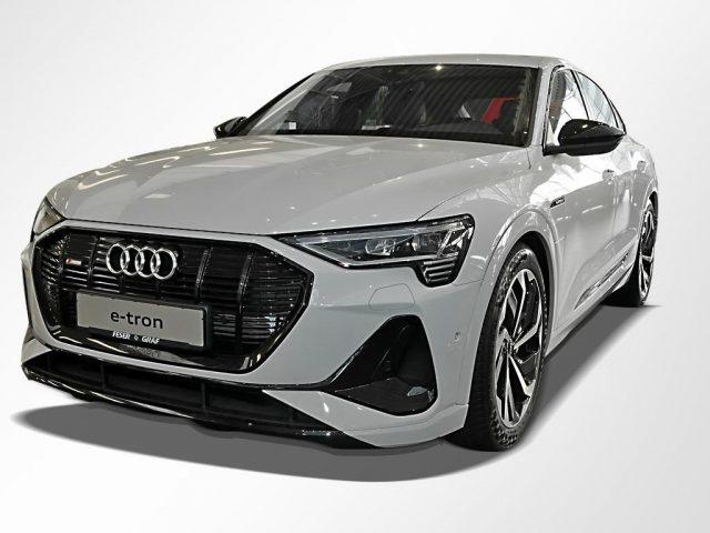 Audi e-tron Sportback S line 50 quattro 230 kW -  Leasing ohne Anzahlung - 895,00€