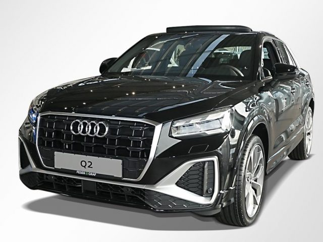 Audi Q2 S line 35 TFSI tronic Panoramadach ACC -  Leasing ohne Anzahlung - 569,00€