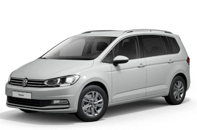 Volkswagen Touran 1.5 TSI 150 Highl. 7-S Nav ErgoA SHZ -  Leasing ohne Anzahlung - 255,00€