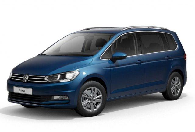 Volkswagen Touran 1.5 TSI 150 Highl. 7-S Nav ErgoA SHZ -  Leasing ohne Anzahlung - 259,00€