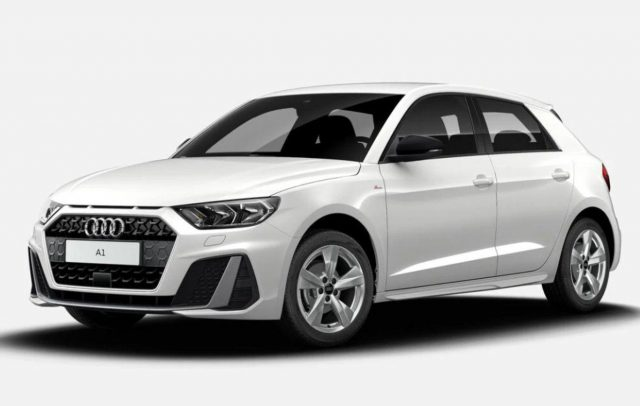 Audi A1 Sportback 30 TFSI 110 STronic SLine ViCo+ -  Leasing ohne Anzahlung - 234,00€