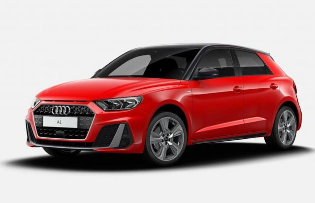 Audi A1 Sportback 30 TFSI 110 STronic SLine ViCo+ -  Leasing ohne Anzahlung - 258,00€