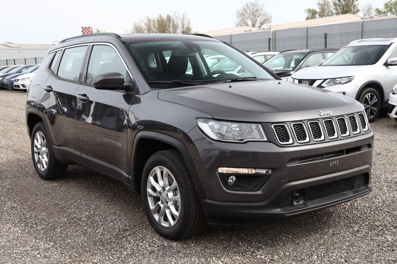 Jeep Compass 1.3 GSE 150 DCT Longit Keyl SHZ PDC - Leasing ohne Anzahlung - 368849_02