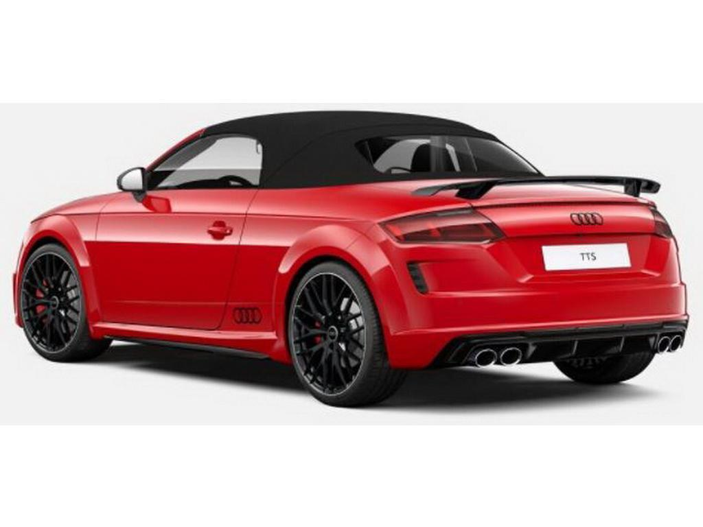 Audi TT TTS Roadster TFSI 235(320) kW(PS) S tronic - Leasing ohne Anzahlung - 369306_02