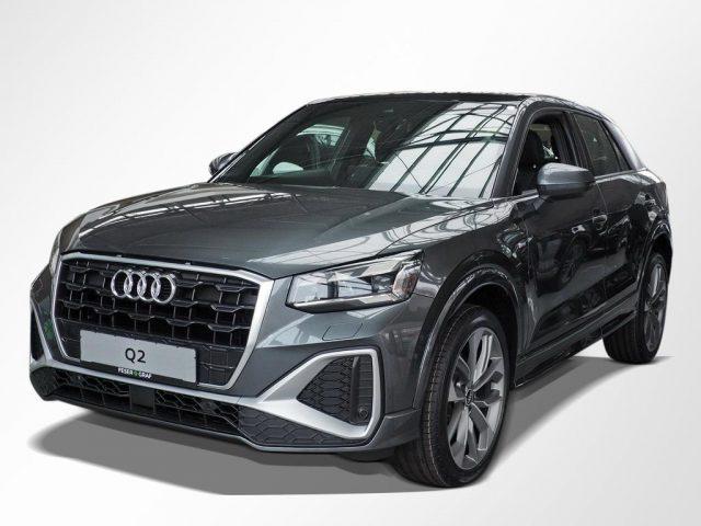 Audi Q2 S line 35 TFSI tronic Alu-19` LED Navi Pano -  Leasing ohne Anzahlung - 569,00€