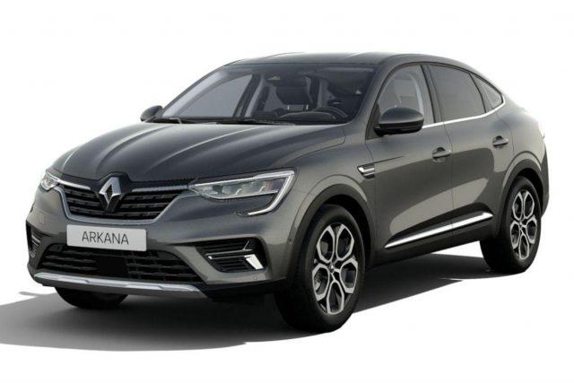 Renault Arkana ZEN TCe 140 EDC Kam PDC vo/hi -  Leasing ohne Anzahlung - 174,00€