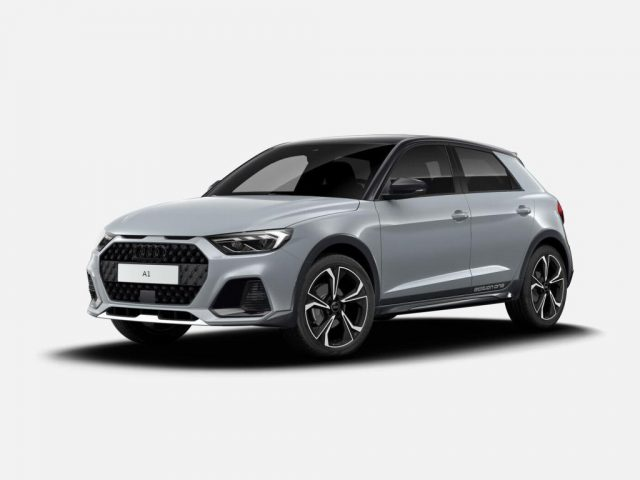 Audi A1 citycarver edition one 35 TFSI 110(150) kW(PS -  Leasing ohne Anzahlung - 495,00€