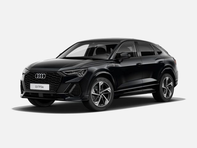 Audi Q3 Sportback S line 45 TFSI e 180(245) kW(PS) -  Leasing ohne Anzahlung - 739,00€