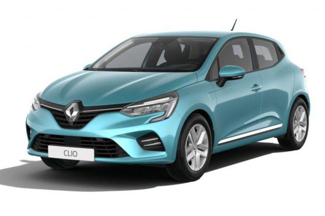 Renault Clio ZEN SCe 65 VZ-Erk Multif. Lenkrad KLIMA -  Leasing ohne Anzahlung - 111,00€