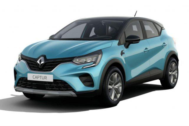 Renault Captur ZEN TCe 90 Keyless FreiSprech VZ-Erk -  Leasing ohne Anzahlung - 222,00€
