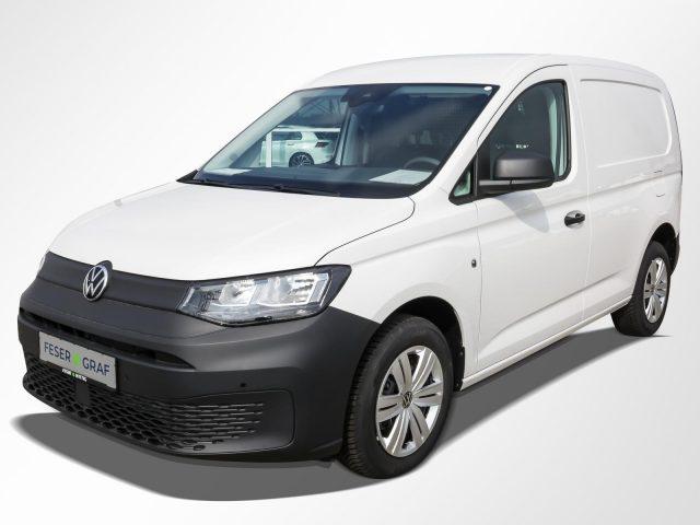 Volkswagen Caddy Cargo 2.0 TDI Klimaa/PDC/Radio/AHK vorb. -  Leasing ohne Anzahlung - 169,00€