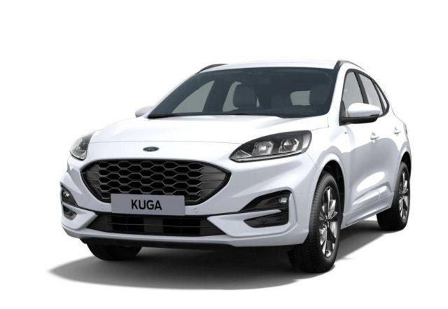 Ford Kuga 1.5 EcoBoost 150 ST-Line LED Nav Kam -  Leasing ohne Anzahlung - 246,00€