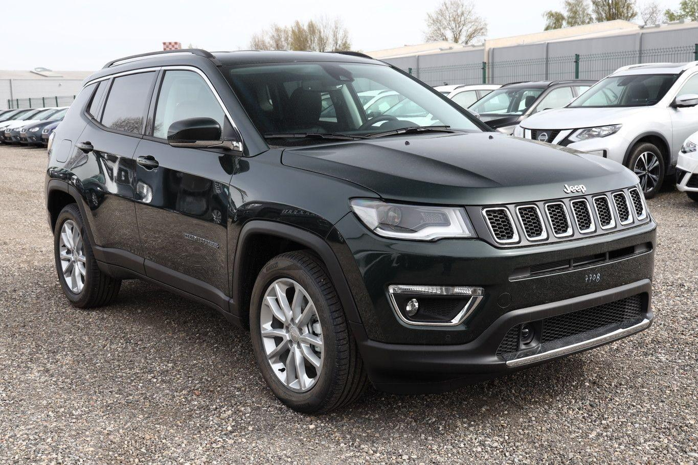 Jeep Compass 1.3 GSE 150 DCT Limited Nav Kam Keyl - Leasing ohne Anzahlung - 374555_02