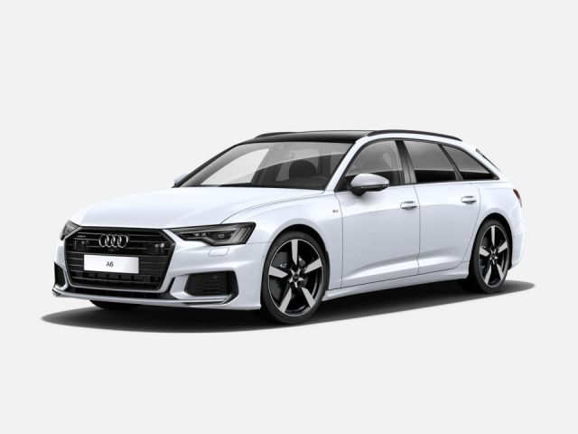 Audi A6 Avant sport 45 TDI qu. tiptr. S line AHK Pano -  Leasing ohne Anzahlung - 819,00€