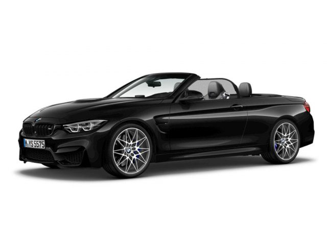 BMW M4 Cabrio Competition P. Head-Up HK HiFi DAB -  Leasing ohne Anzahlung - 712,81€