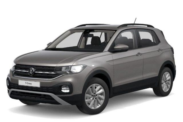Volkswagen T-Cross 1.0 TSI 110 DSG Life AppCo SHZ AAC -  Leasing ohne Anzahlung - 201,00€