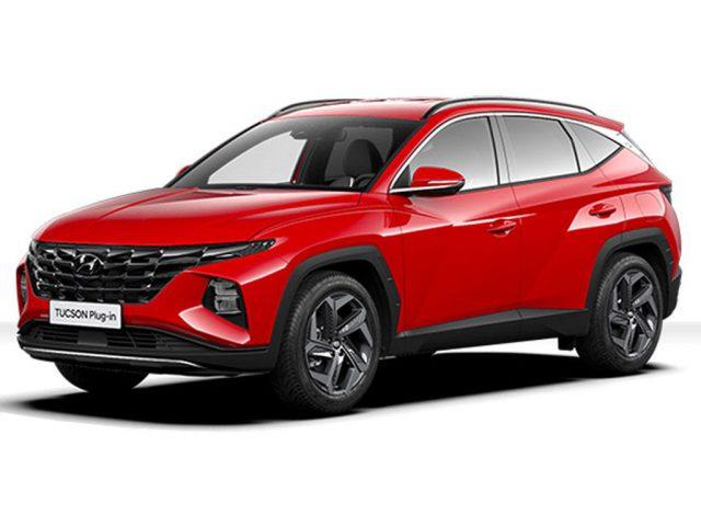 Hyundai Tucson Plug-in-Hybrid 1.6 T-GDI Allrad Benzin Automatik 195 kW (265 PS) -  Leasing ohne Anzahlung - 122,03€