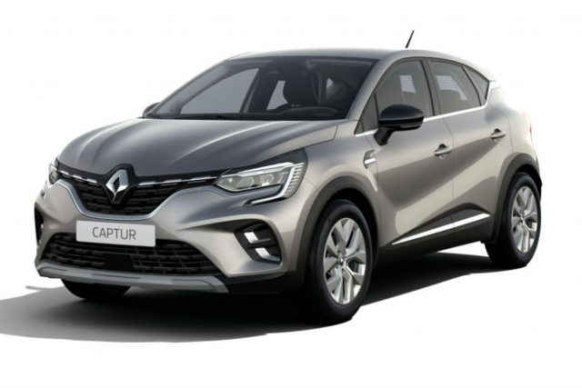 Renault Captur INTENS TCe 140 -  Leasing ohne Anzahlung - 220,00€