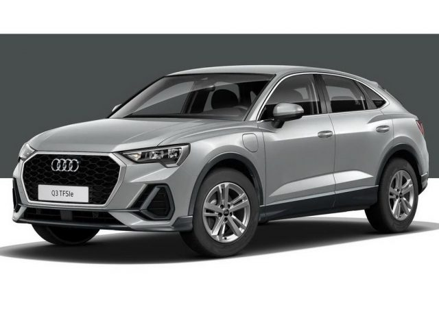 Audi Q3 Sportback S line 45 TFSI e 180(245) kW(PS) -  Leasing ohne Anzahlung - 799,00€
