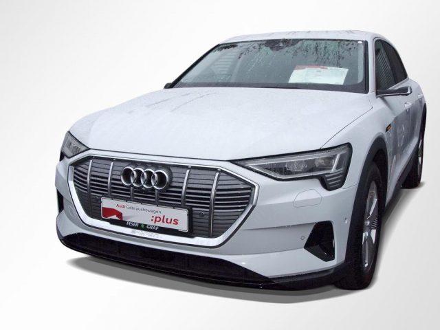 Audi e-tron 55 quattro Nachsicht/Head-Up/Virtual-Plus -  Leasing ohne Anzahlung - 448,00€