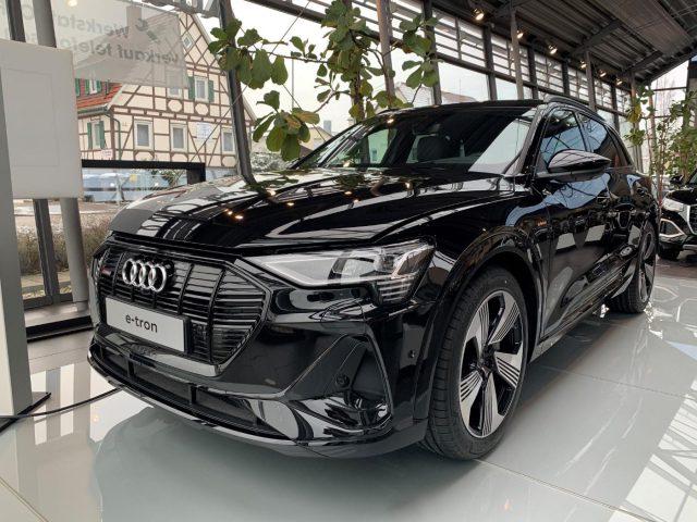 Audi e-tron 55 quattro S-line HeadUp Panodach AHK -  Leasing ohne Anzahlung - 1.853,00€