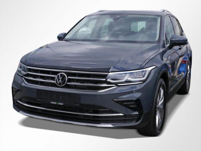 Volkswagen Tiguan Elegance 2,0 l TDI 4M. 150PS 7-DSG, AHK -  Leasing ohne Anzahlung - 228,00€