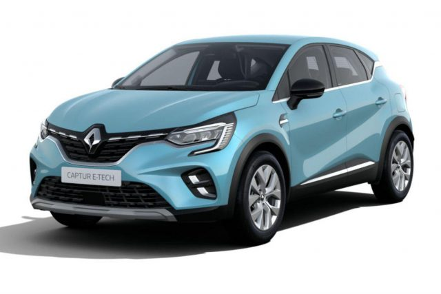 Renault Captur Intens E-TECH PLUG-IN SchiebeD inkl. Förd.* -  Leasing ohne Anzahlung - 284,00€