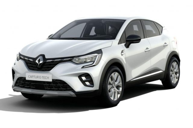 Renault Captur Intens E-TECH PLUG-IN Kam PDC inkl. Förd.* -  Leasing ohne Anzahlung - 248,00€