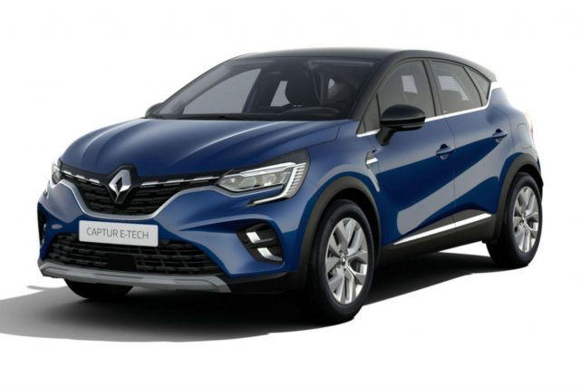 Renault Captur Intens E-TECH PLUG-IN SchiebeD inkl. Förd.* -  Leasing ohne Anzahlung - 273,00€