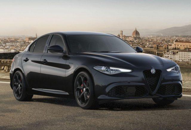 Alfa-Romeo Giulia 2.2 Turbo 210 AT8 Q4 Veloce Sound -  Leasing ohne Anzahlung - 388,00€