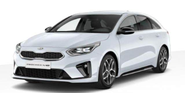 Kia ProCeed 1.5 T-GDI 160 GT Line LED Kessy Kam -  Leasing ohne Anzahlung - 205,00€