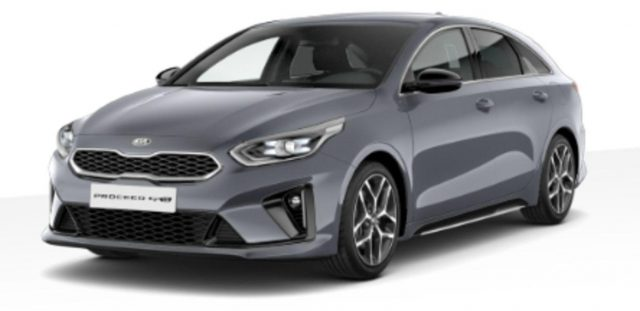 Kia ProCeed 1.5 T-GDI 160 DCT GT Line LED Kessy Kam -  Leasing ohne Anzahlung - 225,00€