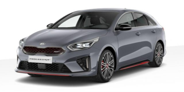 Kia ProCeed 1.6 T-GDI 204 DCT GT Leder LED ParkP -  Leasing ohne Anzahlung - 255,00€