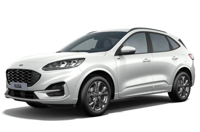 Ford Kuga 1.5 EcoBoost 150 ST-LineX LED ACC Nav KAM -  Leasing ohne Anzahlung - 266,00€