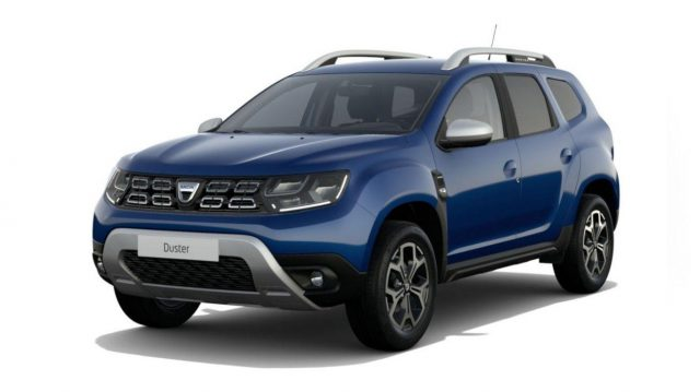 Dacia Duster Prestige TCe 150 4WD GPF Kam PDC vo/hi -  Leasing ohne Anzahlung - 214,00€