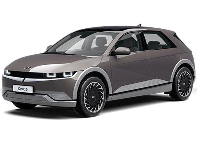 Hyundai IONIQ 5 Elektro NEUES MODELL 125 kW (170 PS) *LED* *DAB+* *Navigation* -  Leasing ohne Anzahlung - 274,14€
