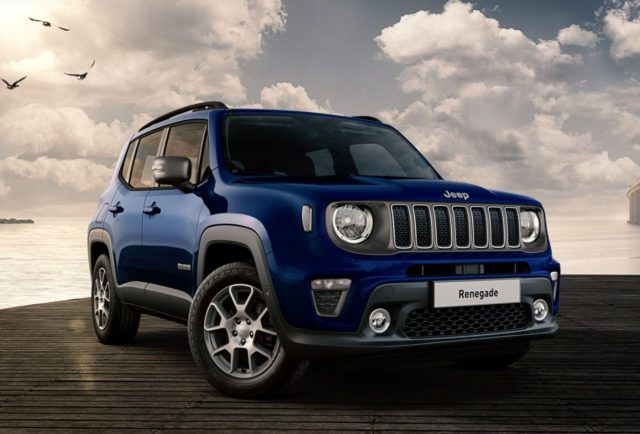Jeep Renegade 1.3 T-GDI 150 Aut Limited Nav Keyl -  Leasing ohne Anzahlung - 212,00€