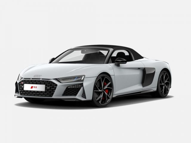 Audi R8 Spyder V10 performance quattro 456(620) kW(PS -  Leasing ohne Anzahlung - 2.489,00€