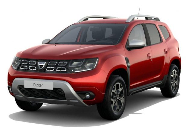 Dacia Duster Prestige TCe 130 2WD GPF Kam PDC vo/hi -  Leasing ohne Anzahlung - 182,00€