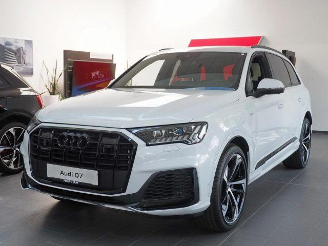 Audi Q7 S line 50 TDI quattro tiptronic 7-Sitzer 22` -  Leasing ohne Anzahlung - 1.209,00€