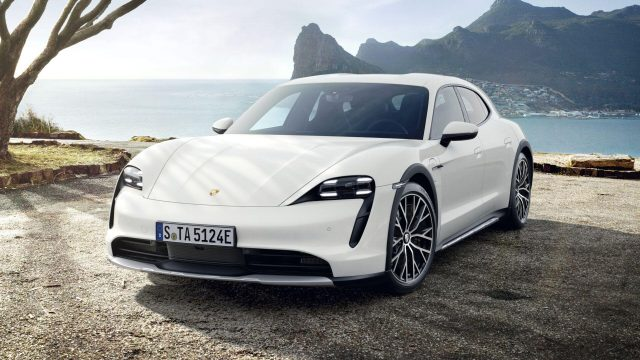 Porsche Taycan 4 Cross Turismo (476PS) *LED* *Parkassistent* *PCM* -  Leasing ohne Anzahlung - 1.188,81€