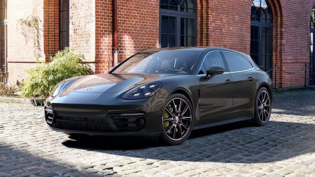 Porsche Panamera 4 E-Hybrid Sport Turismo HEAD-UP/BOSE -  Leasing ohne Anzahlung - 1.664,81€