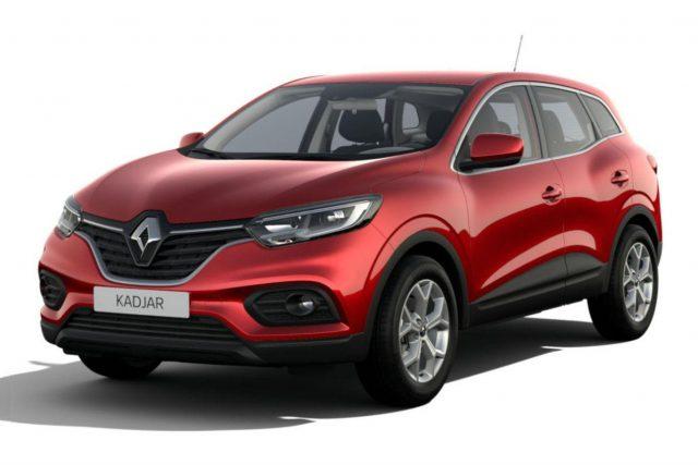 Renault Kadjar ZEN TCe 140 GPF PDC vo/hi Keyless -  Leasing ohne Anzahlung - 184,00€