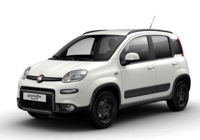 Fiat Panda 0.9 TA 85 4×4 Wild SHZ Privacy NSW -  Leasing ohne Anzahlung - 120,00€