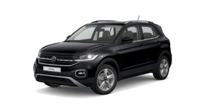 Volkswagen T-Cross 1.0 TSI 110 Style LED Nav KeyL Kam -  Leasing ohne Anzahlung - 200,00€